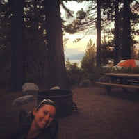 Photo taken at Tahoe State Recreation Area by Brandon G. on 8/19/2012