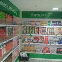 Photo taken at Woolworths by jaddan b. on 2/20/2012