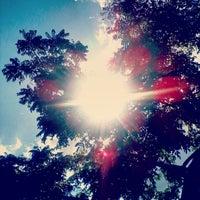 Photo taken at Jardim América by Abdenor G. on 6/28/2012