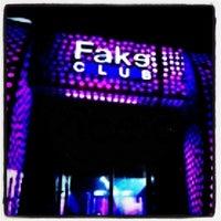 Photo taken at Fake Club by Issaya P. on 3/2/2012