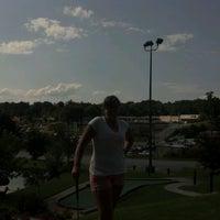 Photo taken at Tropical Gardens Putt Putt by Robert S. on 8/21/2012