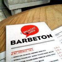 Photo prise au Barbeton par Alex S. le3/17/2012