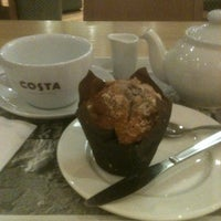 Photo taken at Costa Coffee by Jackie B. on 6/4/2012