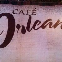 Photo taken at Café Orleans by onezerohero on 4/30/2012