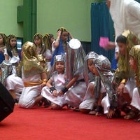 Photo taken at SD Islam Harapan Ibu by Dini Amrilla U. on 3/31/2012