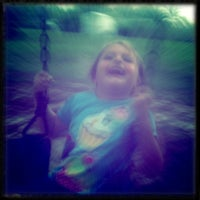 Photo taken at Fountain Park by Tom T. on 7/18/2012