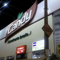 Photo taken at Supermercado Candy by Carla Yaemi F. on 4/16/2012