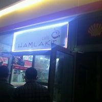 5/9/2012 tarihinde Mehmet E.ziyaretçi tarafından Cafe Hamlakit'de çekilen fotoğraf