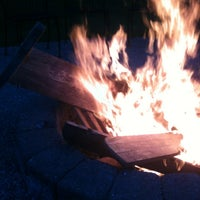 Photo taken at The Old Hen Firepit by Deanna M. on 6/21/2012