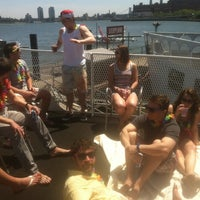 Photo taken at Half Moon Party Boat by jeremy p. on 5/19/2012
