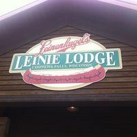 Photo taken at Jacob Leinenkugel Brewing Company by Scott R. on 6/26/2012