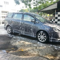 Photo taken at car wash by Jimon R. on 7/21/2012