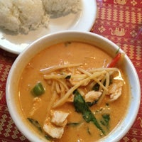 Photo taken at Titaya's Thai Cuisine by Jasper B. on 6/1/2012