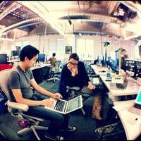 Das Foto wurde bei Facebook HQ von Marcus S. am 7/9/2012 aufgenommen
