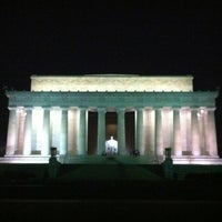 Foto scattata a Lincoln Memorial da Michelle il 8/22/2012