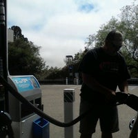 Photo taken at Shell by Margie on 6/1/2012