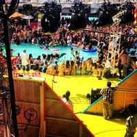 Photo taken at Palms Pool & Dayclub by Kentrell C. on 3/21/2012