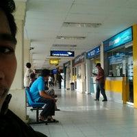Photo taken at Radin Inten II Airport (TKG) by Samira Fani T. on 3/17/2012