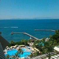 Foto scattata a Fantasia Hotel De Luxe da Aline W. il 7/2/2012