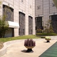 Photo taken at Busan Museum by Hyunsook L. on 4/8/2012