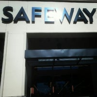 Photo taken at Safeway by Joshua C. on 6/27/2012
