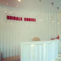 Photo taken at Bridals choice by TeeNoi on 8/11/2012