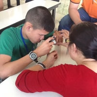 Photo taken at Pattaya Redemptorist School for The Blind by Phathapol M. on 7/14/2012