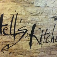 Photo taken at Hell's Kitchen by Janessa B. on 2/25/2012