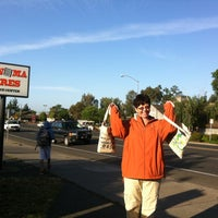 Photo taken at Sonoma Tires Service Center by Laurie G. on 5/10/2012