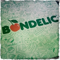 Photo taken at Bondelic by Andrea N. on 9/13/2012