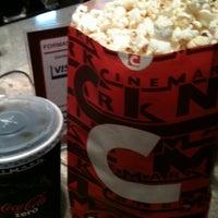 Photo taken at Cinemark by Priscilla Z. on 2/28/2012