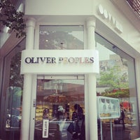 Photo taken at Oliver Peoples by Anne W. on 5/27/2012