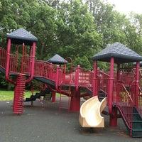 Photo taken at David H. Shepherd Park by Duke L. on 6/5/2012