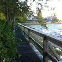 Photo taken at Waters Edge by Marylin T. on 9/1/2012