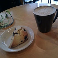 Photo taken at Dunn Brothers Coffee by justin h. on 3/17/2012