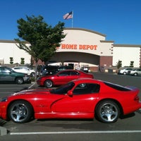 Photo taken at The Home Depot by Shillelagh on 6/21/2012