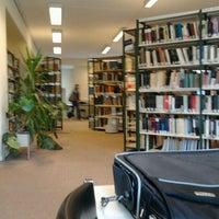 Photo taken at Université Saint-Louis by Leopold D. on 3/29/2012