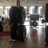 Photo taken at Discount Tire® Store by Joe J. on 7/3/2012