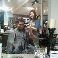 Photo taken at Divat Salon by Ian M. on 2/13/2012