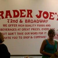 Photo taken at Trader Joe's by Justin S. on 5/13/2012