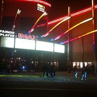 Photo taken at Cineplex Cinemas Mississauga by Doug M. on 8/13/2012