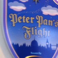 Photo taken at Peter Pan's Flight by Sachio T. on 3/2/2012