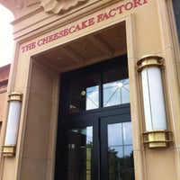 Photo taken at The Cheesecake Factory by Ase M. on 7/16/2012