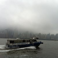Photo taken at NY Waterway Ferry Terminal Paulus Hook by Persio L. on 5/25/2012