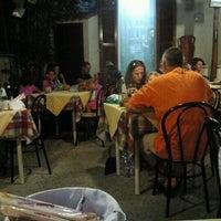 Photo taken at Osteria degli Amici by Luca B. on 7/28/2012