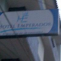 Photo taken at Hotel Emperador by Rulo R. on 6/14/2012