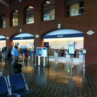 Photo taken at Roanoke-Blacksburg Regional Airport (ROA) by Raphael M. on 5/14/2012