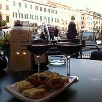 Photo taken at Cafe Bernini by Alex K. on 3/22/2012