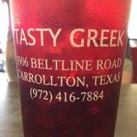 Photo taken at Tasty Greek by Patricia F. on 5/16/2012