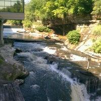 Photo taken at Sheraton Suites Akron/Cuyahoga Falls by Chris C. on 5/19/2012